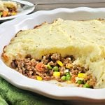 Vegan Cottage Pie - This plant-based version of a classic cottage pie is pure comfort food!