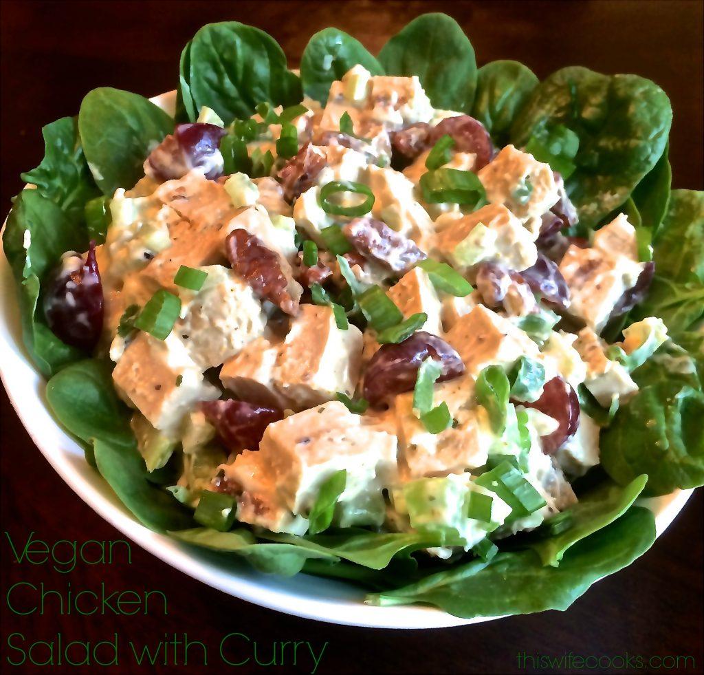 vegchickensalad