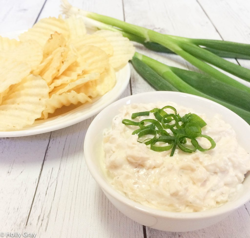 Caramelized Onion Dip | This recipe will make you want to ditch the pre-made onion dips for good! | thiswifecooks.com