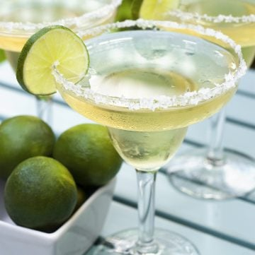 Margarita Cocktails - Is it even Cinco de Mayo without margaritas? Mix up a batch of this crowd-pleaing summertime classic in minutes!