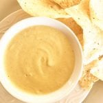 Green Chile Cheesy Sauce