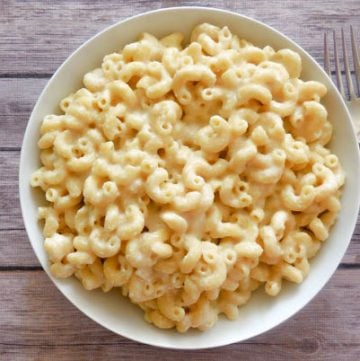 Creamy Vegan Mac and Cheese