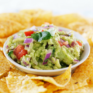Game Day Guacamole - You just can't beat the flavor of fresh! Whip up a quick and easy batch of fresh guacamole in minutes!