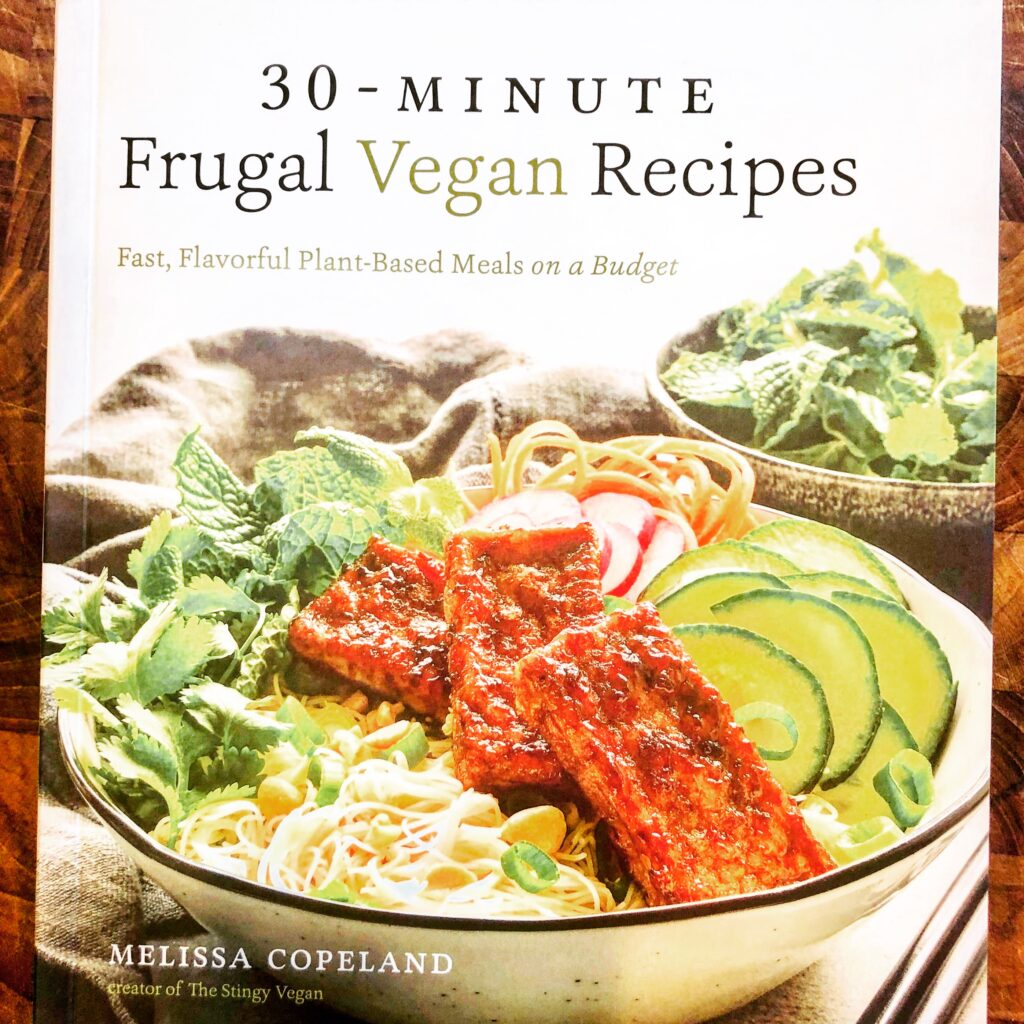30 Minute Frugal Vegan Recipes