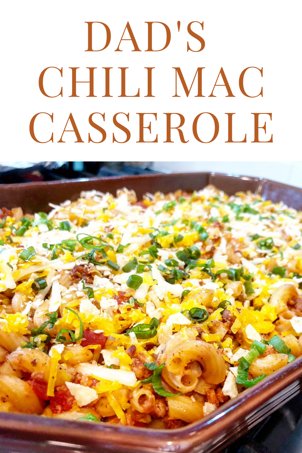 A classic chili mac made with all plant-based ingredients. This one is sure to become a family favorite! | thiswifecooks.com #veganrecipes #thiswifecooksrecipes #chilimac #plantbasedcasserole #plantbaseddinner #easypastadinner via @thiswifecooks