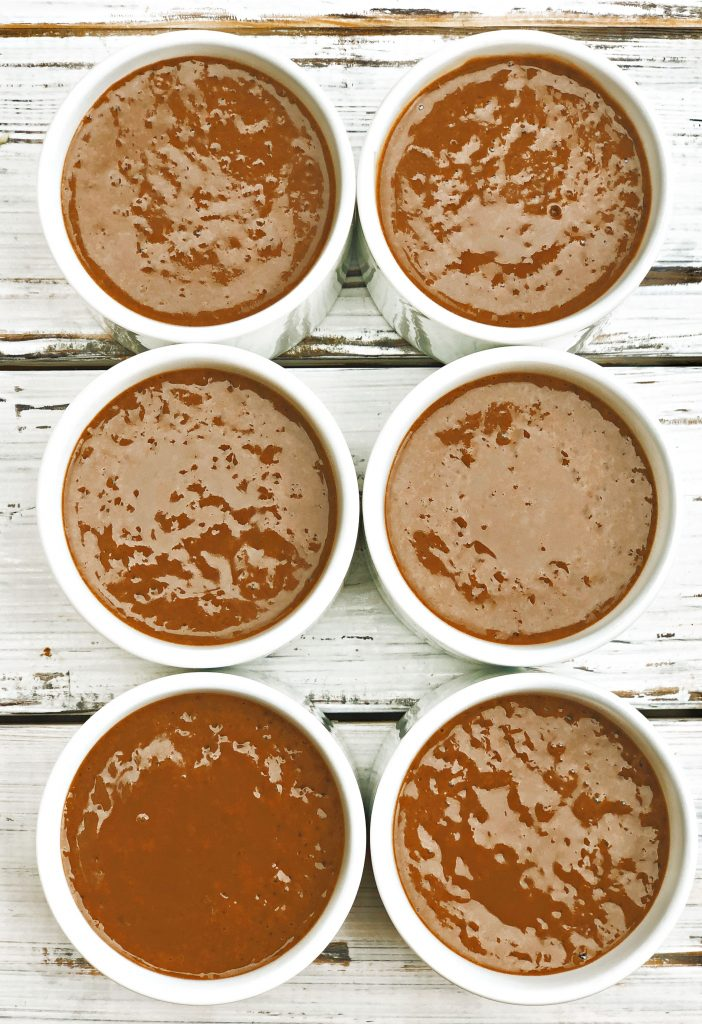 A quick and easy recipe for Mexican-inspired dairy-free chocolate pudding. Rich, chocolatey, and spiced with the earthy flavors of cinnamon and chile powder, this simple and satisfying treat is perfect as a Cinco de Mayo dessert or anytime you want a no-fuss make-ahead indulgence everyone will love!